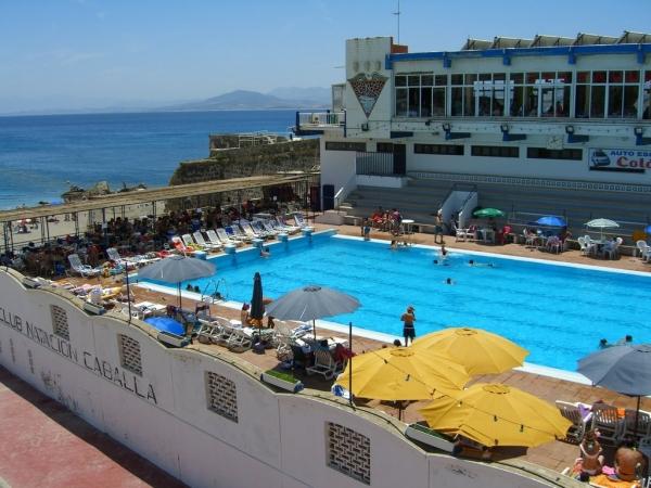 Club Natación Caballa, Perla de Ceuta, nuevo asociado de ACEDYR